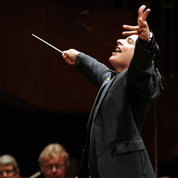 Elgin Symphony Orchestra - Jose Luis Gomez, conductor - Old American Songs